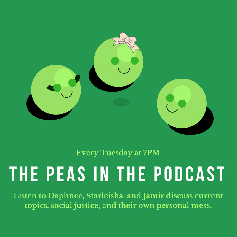 The Peas In The Podcast (2)